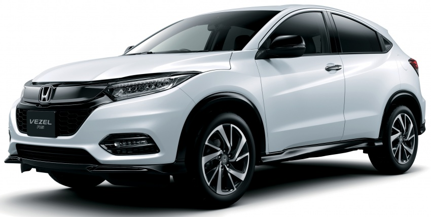 Honda HR-V facelift 2018 muncul di Jepun – Honda Sensing standard untuk semua varian, RM76k-RM103k Image #779947