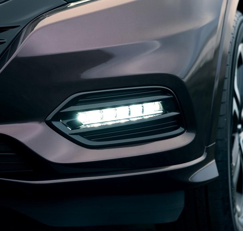 Honda HR-V facelift 2018 muncul di Jepun – Honda Sensing standard untuk semua varian, RM76k-RM103k Image #779983