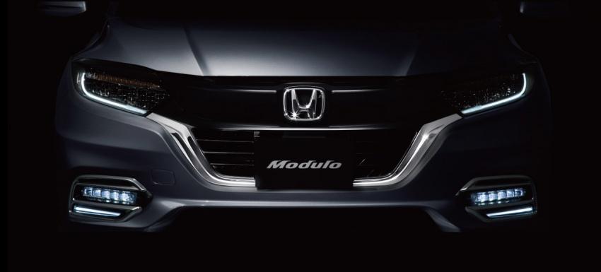2018 Honda HR-V facelift gets Mugen and Modulo kits Image #780168