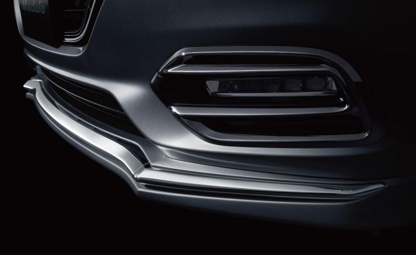 2018 Honda HR-V facelift gets Mugen and Modulo kits Image #780170