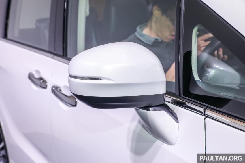Honda Odyssey facelift kini tiba ke pasaran Malaysia – CBU, hanya satu varian, Honda Sensing, RM254,800 Image #776070