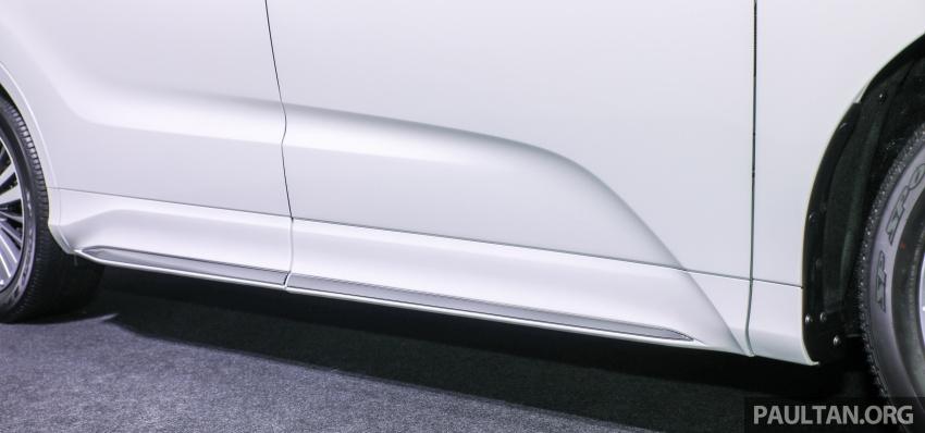 Honda Odyssey facelift kini tiba ke pasaran Malaysia – CBU, hanya satu varian, Honda Sensing, RM254,800 Image #776075