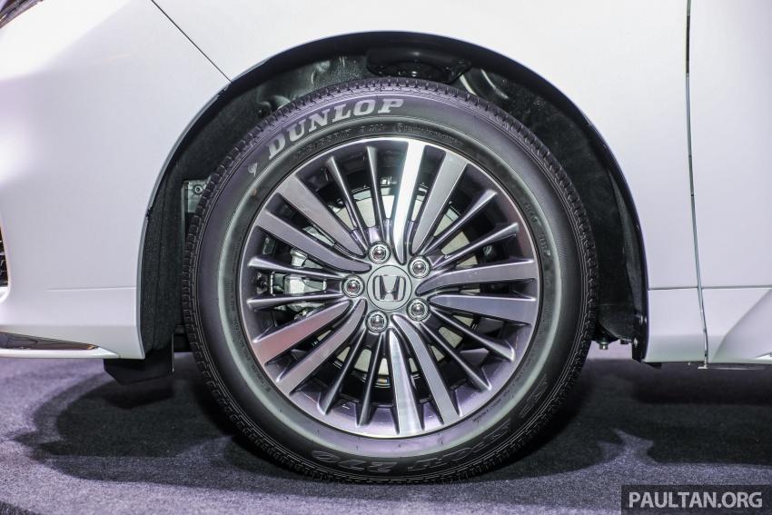 Honda Odyssey facelift kini tiba ke pasaran Malaysia – CBU, hanya satu varian, Honda Sensing, RM254,800 Image #776077