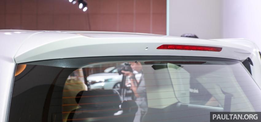 Honda Odyssey facelift kini tiba ke pasaran Malaysia – CBU, hanya satu varian, Honda Sensing, RM254,800 Image #776091