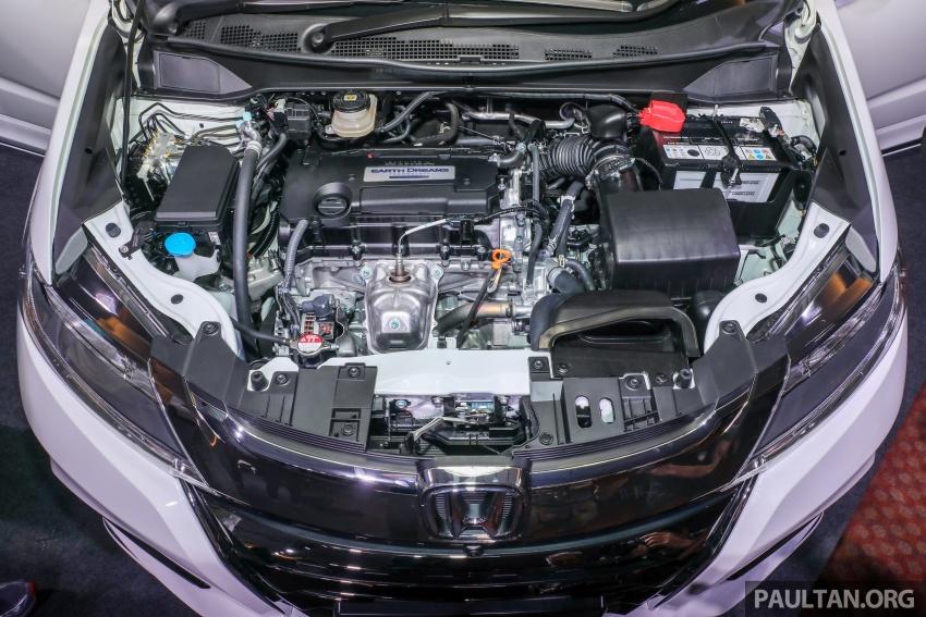 Honda Odyssey facelift kini tiba ke pasaran Malaysia – CBU, hanya satu varian, Honda Sensing, RM254,800 Image #776096