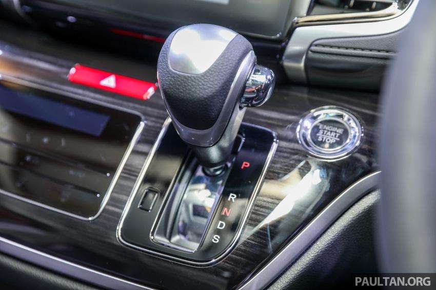 Honda Odyssey facelift kini tiba ke pasaran Malaysia – CBU, hanya satu varian, Honda Sensing, RM254,800 Image #776120