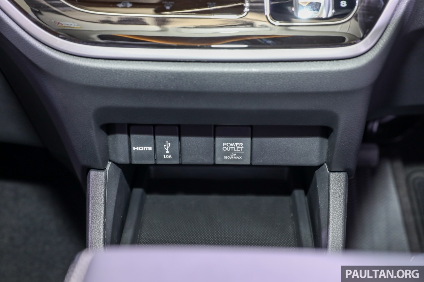 2018 Honda Odyssey facelift launched in Malaysia – now with Honda Sensing; priced at RM254,800 Image #776121