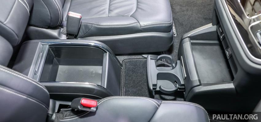 Honda Odyssey facelift kini tiba ke pasaran Malaysia – CBU, hanya satu varian, Honda Sensing, RM254,800 Image #776128
