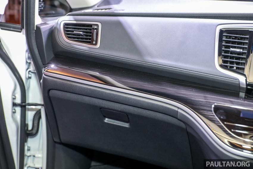 Honda Odyssey facelift kini tiba ke pasaran Malaysia – CBU, hanya satu varian, Honda Sensing, RM254,800 Image #776130