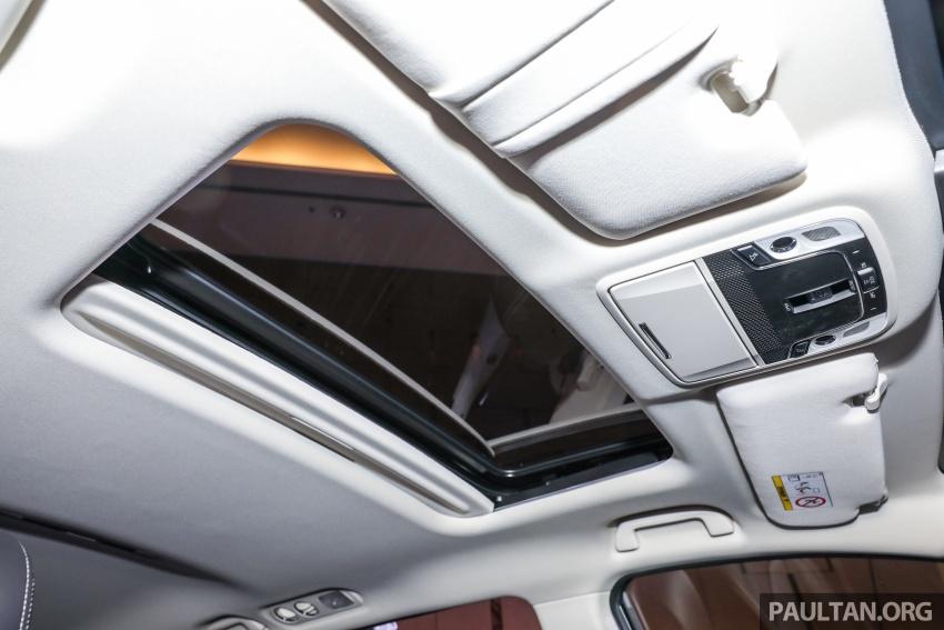 Honda Odyssey facelift kini tiba ke pasaran Malaysia – CBU, hanya satu varian, Honda Sensing, RM254,800 Image #776132