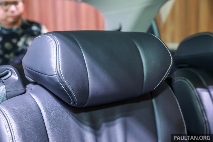 Honda Odyssey facelift kini tiba ke pasaran Malaysia – CBU, hanya satu varian, Honda Sensing, RM254,800 Image #776142