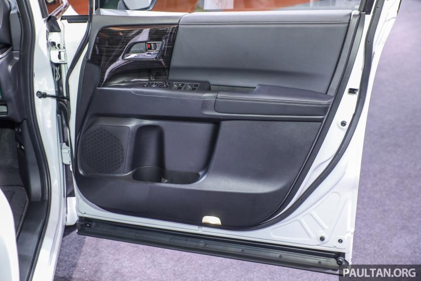 Honda Odyssey facelift kini tiba ke pasaran Malaysia – CBU, hanya satu varian, Honda Sensing, RM254,800 Image #776146