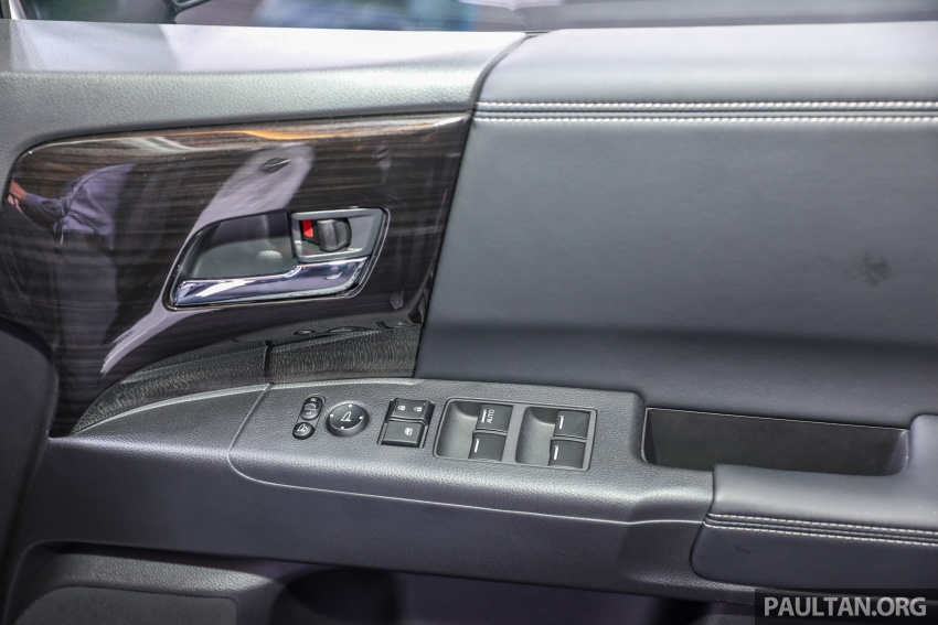 2018 Honda Odyssey facelift launched in Malaysia – now with Honda Sensing; priced at RM254,800 Image #776147