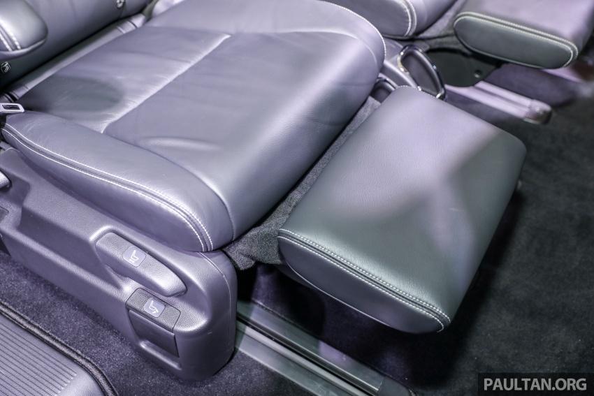 Honda Odyssey facelift kini tiba ke pasaran Malaysia – CBU, hanya satu varian, Honda Sensing, RM254,800 Image #776155