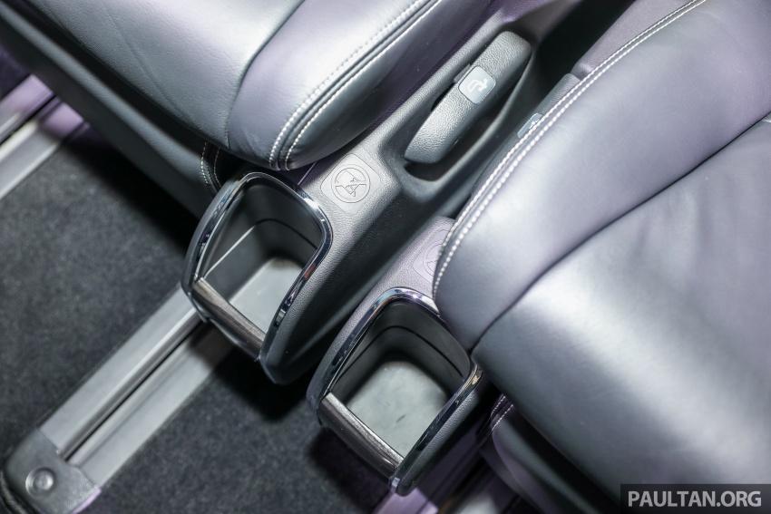 Honda Odyssey facelift kini tiba ke pasaran Malaysia – CBU, hanya satu varian, Honda Sensing, RM254,800 Image #776162