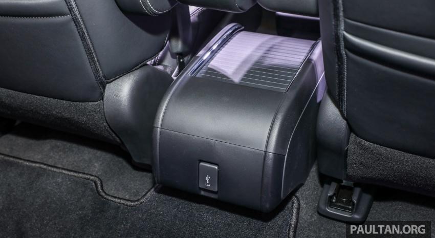 Honda Odyssey facelift kini tiba ke pasaran Malaysia – CBU, hanya satu varian, Honda Sensing, RM254,800 Image #776164