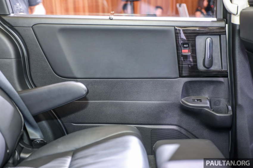 2018 Honda Odyssey facelift launched in Malaysia – now with Honda Sensing; priced at RM254,800 Image #776163