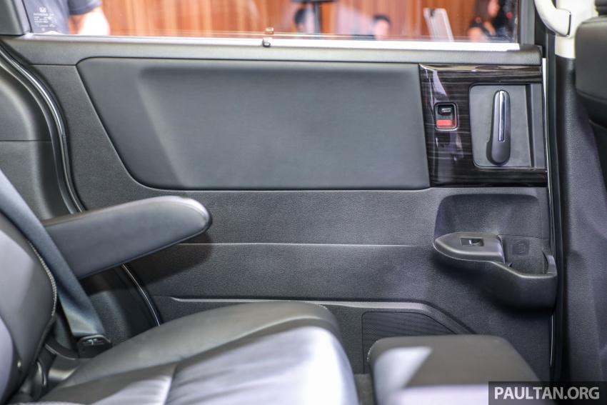 Honda Odyssey facelift kini tiba ke pasaran Malaysia – CBU, hanya satu varian, Honda Sensing, RM254,800 Image #776168