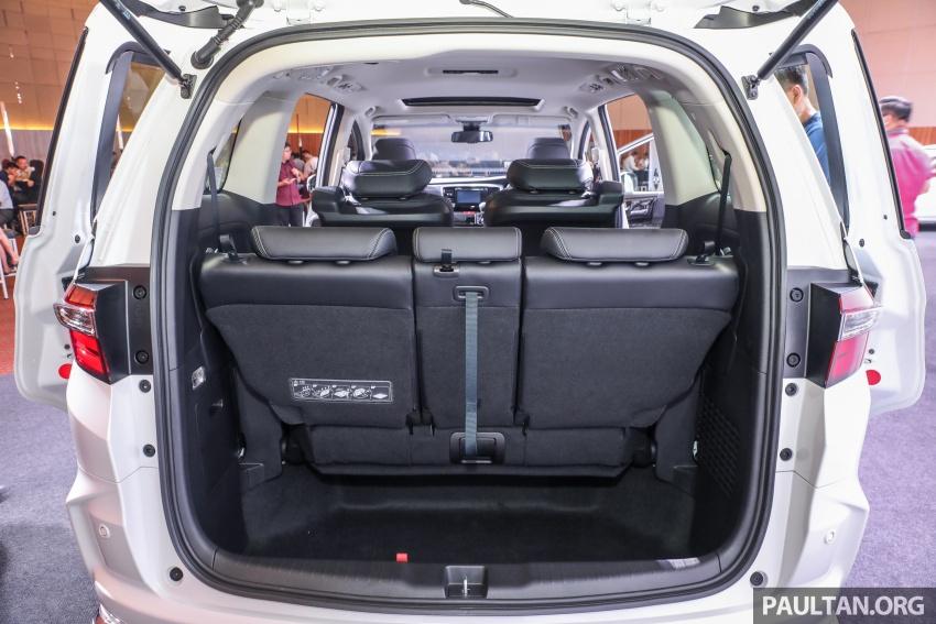 Honda Odyssey facelift kini tiba ke pasaran Malaysia – CBU, hanya satu varian, Honda Sensing, RM254,800 Image #776170