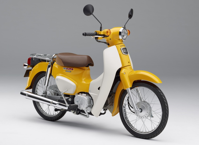 2018 Honda Cross Cub 110 and 50 go on sale in Japan Image #776530