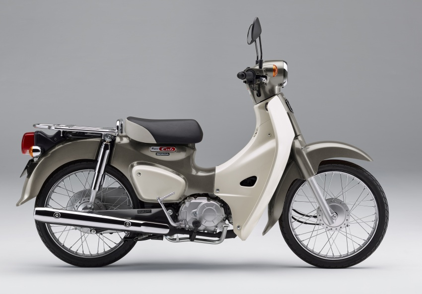 2018 Honda Cross Cub 110 and 50 go on sale in Japan Image #776531