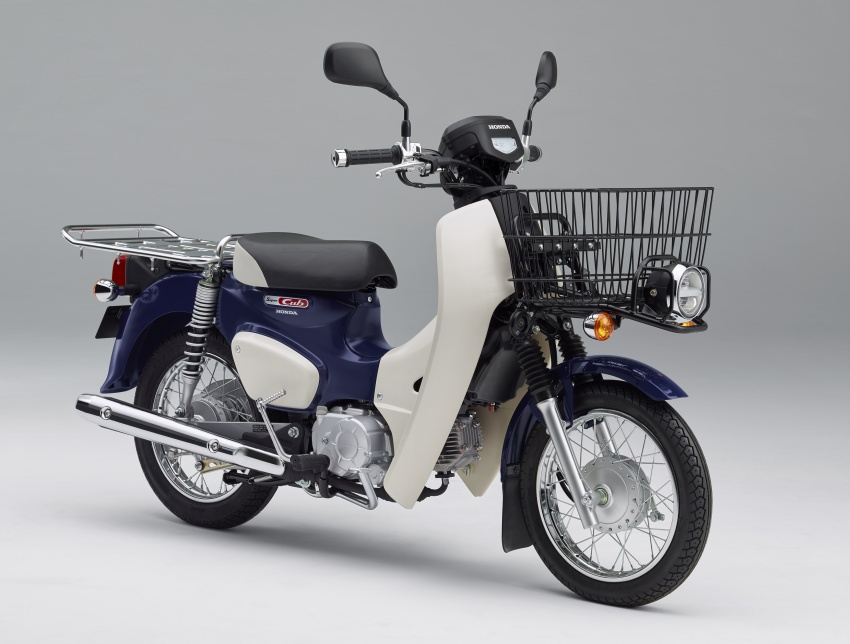 2018 Honda Cross Cub 110 and 50 go on sale in Japan Image #776532