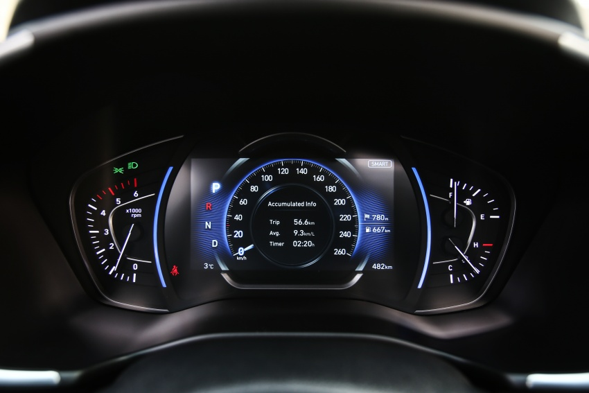 2019 Hyundai Santa Fe – 4th-gen SUV debuts in Korea with 2.0 turbo petrol, 2.2 turbodiesel and 8-speed auto Image #781889