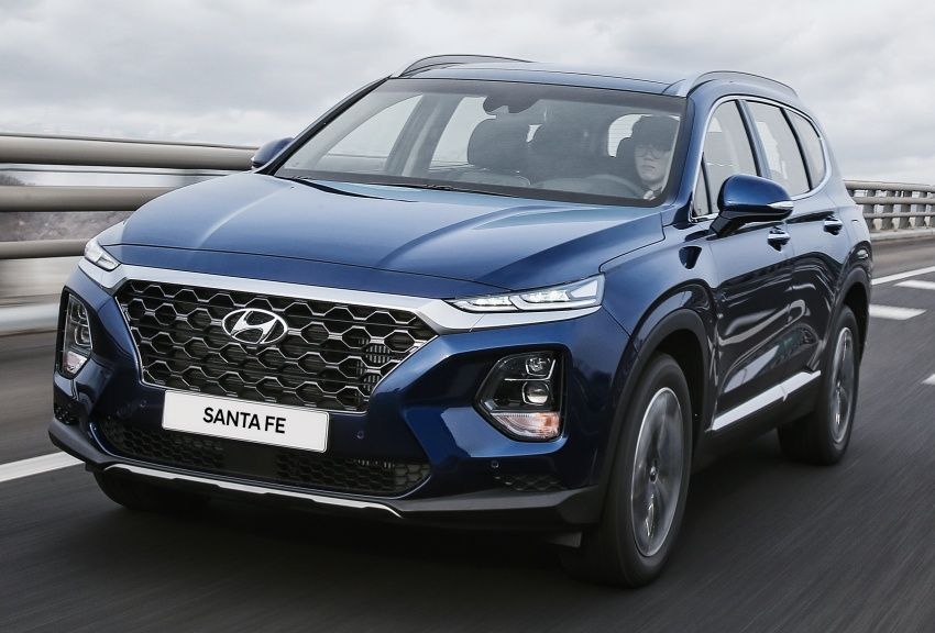 2019 Hyundai Santa Fe – 4th-gen SUV debuts in Korea with 2.0 turbo petrol, 2.2 turbodiesel and 8-speed auto Image #781784