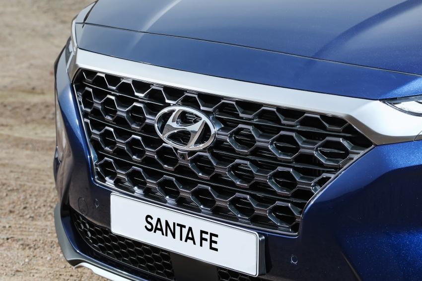 2019 Hyundai Santa Fe – 4th-gen SUV debuts in Korea with 2.0 turbo petrol, 2.2 turbodiesel and 8-speed auto Image #781788