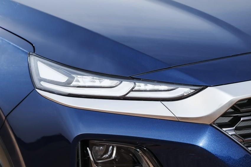 2019 Hyundai Santa Fe – 4th-gen SUV debuts in Korea with 2.0 turbo petrol, 2.2 turbodiesel and 8-speed auto Image #781789