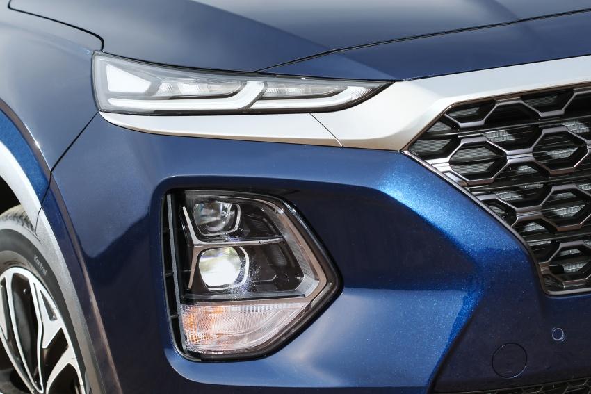 2019 Hyundai Santa Fe – 4th-gen SUV debuts in Korea with 2.0 turbo petrol, 2.2 turbodiesel and 8-speed auto Image #781790