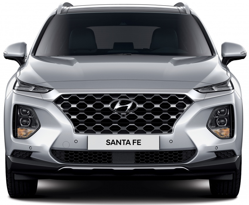 2019 Hyundai Santa Fe – 4th-gen SUV debuts in Korea with 2.0 turbo petrol, 2.2 turbodiesel and 8-speed auto Image #781795