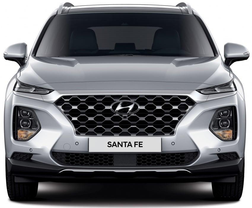 2019 Hyundai Santa Fe – 4th-gen SUV debuts in Korea with 2.0 turbo petrol, 2.2 turbodiesel and 8-speed auto Image #781795