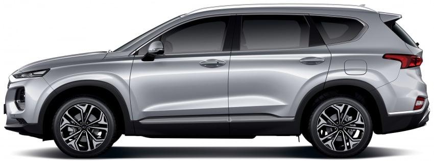 2019 Hyundai Santa Fe – 4th-gen SUV debuts in Korea with 2.0 turbo petrol, 2.2 turbodiesel and 8-speed auto Image #781799