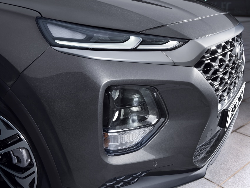 2019 Hyundai Santa Fe – 4th-gen SUV debuts in Korea with 2.0 turbo petrol, 2.2 turbodiesel and 8-speed auto Image #781803