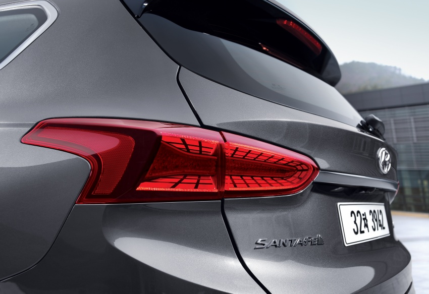 2019 Hyundai Santa Fe – 4th-gen SUV debuts in Korea with 2.0 turbo petrol, 2.2 turbodiesel and 8-speed auto Image #781804