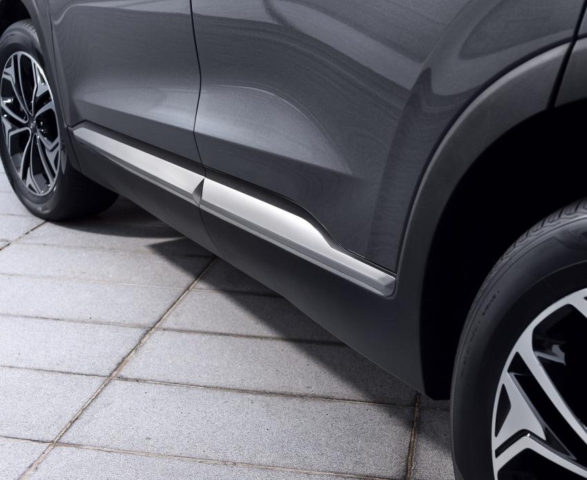 2019 Hyundai Santa Fe – 4th-gen SUV debuts in Korea with 2.0 turbo petrol, 2.2 turbodiesel and 8-speed auto Image #781805