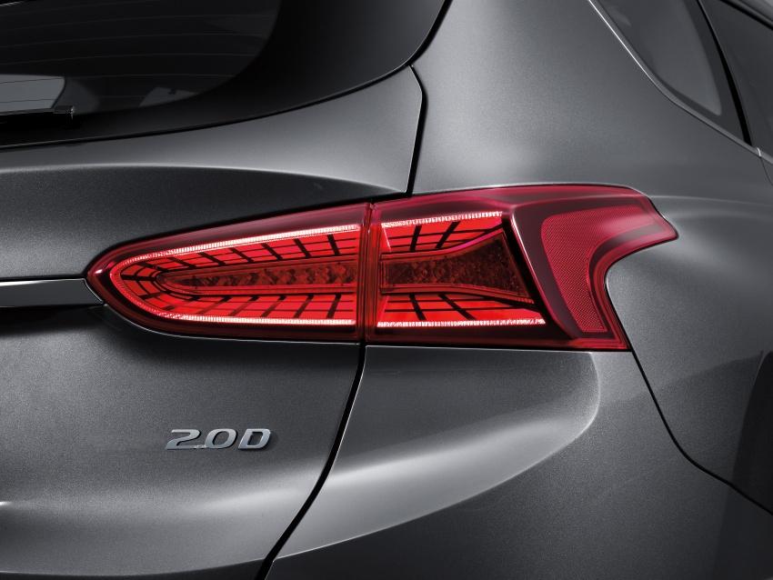 2019 Hyundai Santa Fe – 4th-gen SUV debuts in Korea with 2.0 turbo petrol, 2.2 turbodiesel and 8-speed auto Image #781807