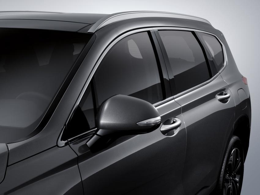 2019 Hyundai Santa Fe – 4th-gen SUV debuts in Korea with 2.0 turbo petrol, 2.2 turbodiesel and 8-speed auto Image #781809