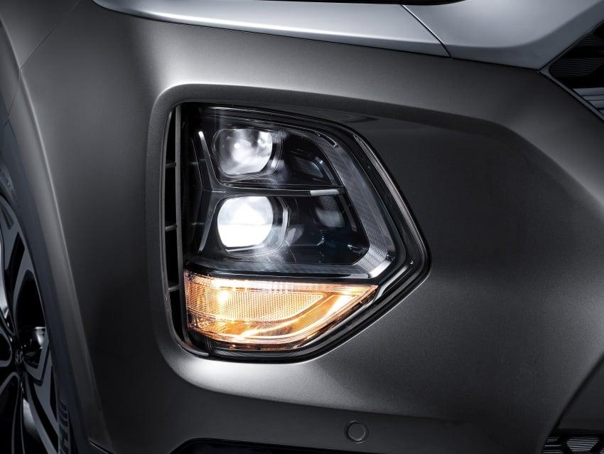 2019 Hyundai Santa Fe – 4th-gen SUV debuts in Korea with 2.0 turbo petrol, 2.2 turbodiesel and 8-speed auto Image #781812