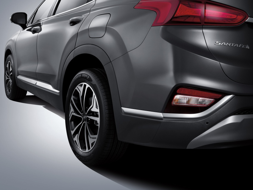 2019 Hyundai Santa Fe – 4th-gen SUV debuts in Korea with 2.0 turbo petrol, 2.2 turbodiesel and 8-speed auto Image #781813
