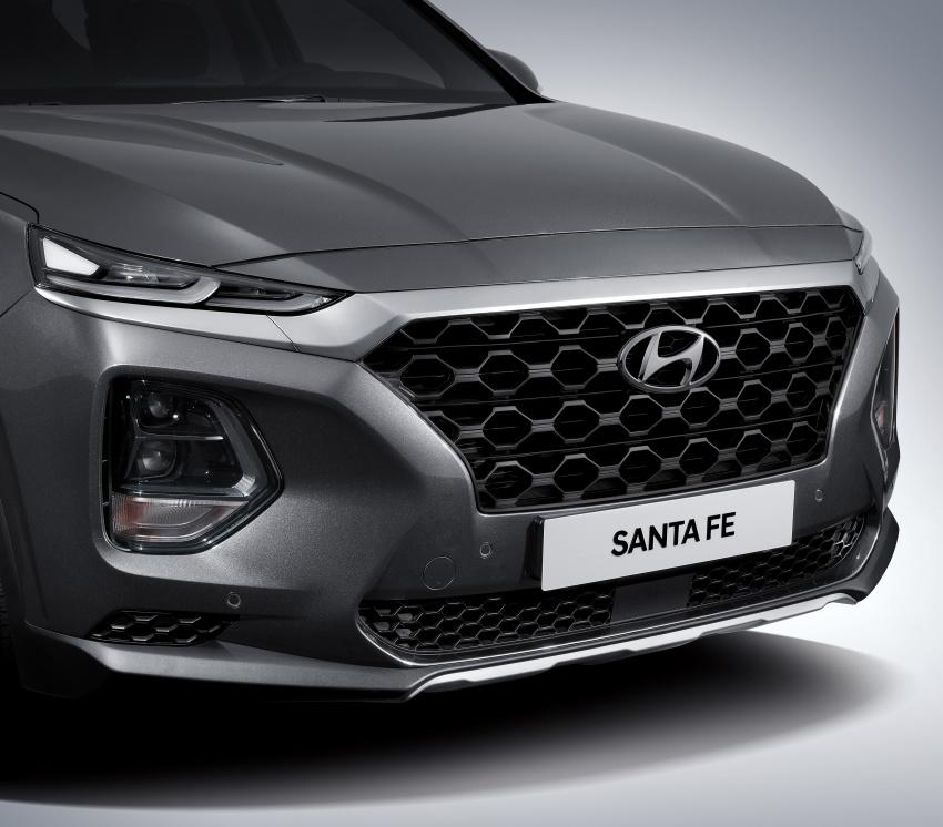 2019 Hyundai Santa Fe – 4th-gen SUV debuts in Korea with 2.0 turbo petrol, 2.2 turbodiesel and 8-speed auto Image #781815