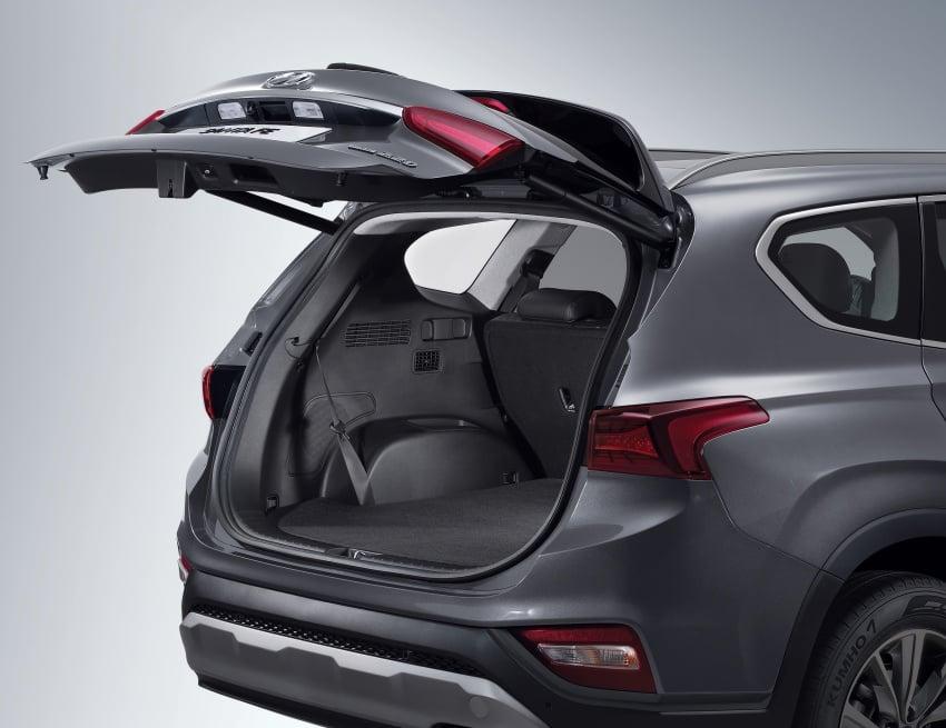 2019 Hyundai Santa Fe – 4th-gen SUV debuts in Korea with 2.0 turbo petrol, 2.2 turbodiesel and 8-speed auto Image #781816