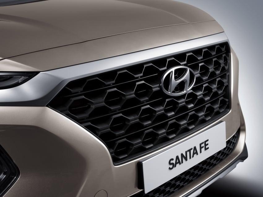 2019 Hyundai Santa Fe – 4th-gen SUV debuts in Korea with 2.0 turbo petrol, 2.2 turbodiesel and 8-speed auto Image #781817
