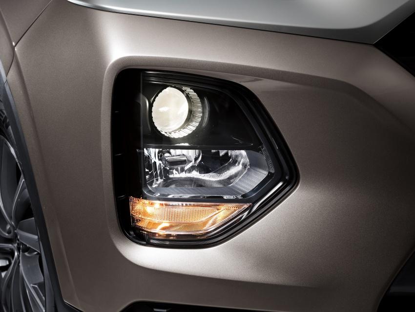 2019 Hyundai Santa Fe – 4th-gen SUV debuts in Korea with 2.0 turbo petrol, 2.2 turbodiesel and 8-speed auto Image #781818