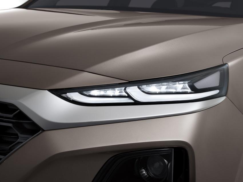2019 Hyundai Santa Fe – 4th-gen SUV debuts in Korea with 2.0 turbo petrol, 2.2 turbodiesel and 8-speed auto Image #781819