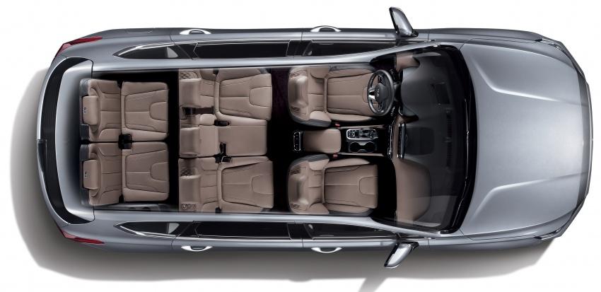 2019 Hyundai Santa Fe – 4th-gen SUV debuts in Korea with 2.0 turbo petrol, 2.2 turbodiesel and 8-speed auto Image #781821