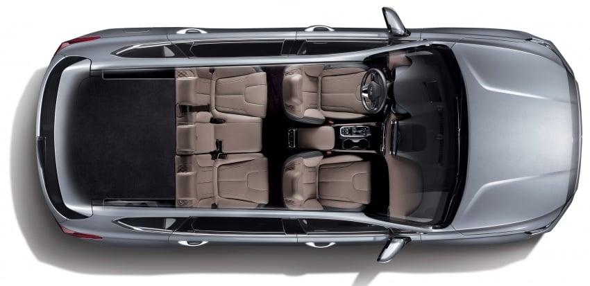 2019 Hyundai Santa Fe – 4th-gen SUV debuts in Korea with 2.0 turbo petrol, 2.2 turbodiesel and 8-speed auto Image #781822