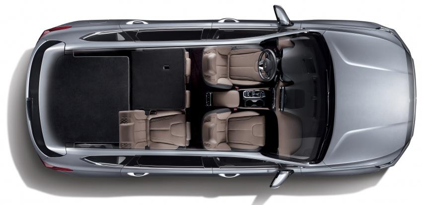 2019 Hyundai Santa Fe – 4th-gen SUV debuts in Korea with 2.0 turbo petrol, 2.2 turbodiesel and 8-speed auto Image #781824