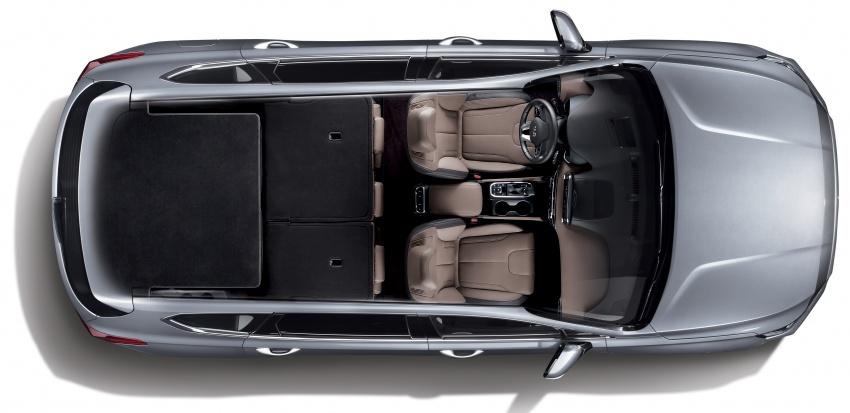 2019 Hyundai Santa Fe – 4th-gen SUV debuts in Korea with 2.0 turbo petrol, 2.2 turbodiesel and 8-speed auto Image #781825